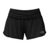TNF Kickin Dust Short Women's TNF Black