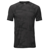 TNF Kilowatt Seamless S/S Tee Men's TNF Dark Grey Heather