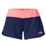 TNF Ma-X Short Women's Patriot Blue/Peach