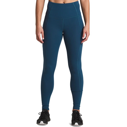 TNF Motivation High-Rise Tight Women's Blue Wing Teal