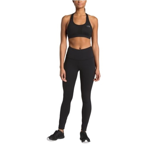 TNF Motivation High-Rise Tight Women's TNF Black