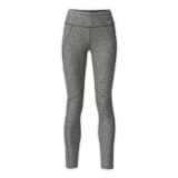 TNF Motivation Legging Women's TNF Black Heather