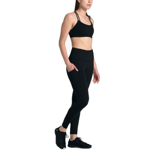 TNF Motivation PKT 7/8 Tight Women's TNF Black