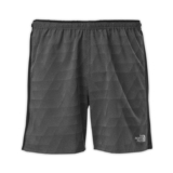 "TNF NSR Short 5"" Men's Grey Reflect Print"