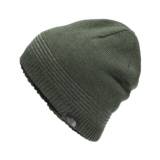 TNF Night Light Beanie Unisex Ivy Green Heather