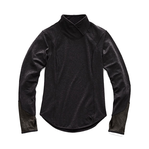 TNF Nordic Thermal L/S Women's TNF Black/Heather
