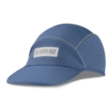 TNF Pop-Up Run Hat Unisex Coastal Fjord Blue