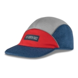 TNF Pop-Up Run Hat Unisex High Risk Red