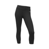 TNF Pulse Mid-Rise Crop Women's TNF Black