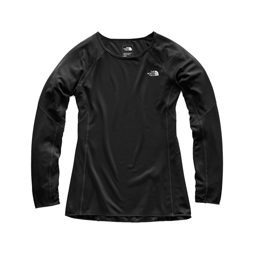 TNF Purna FD Crew Women's TNF Black