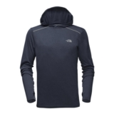 TNF Reactor Hoodie Men's Urban Navy Heather