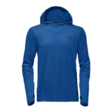 TNF Reactor Hoodie Men's Turkish Sea Heather