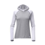 TNF Reactor Hoodie Women's TNF Light Grey Heather