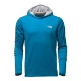 TNF Reactor Hoody Men's Blue Aster Heather