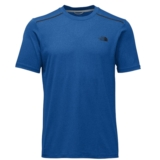 TNF Reactor Short Sleeve Men's Turkish Sea Heather