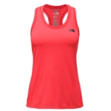 TNF Reaxion Amp Tank Women's Juicy Red Heather