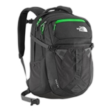 TNF Recon Backpack Unisex Grey/Krypton Green