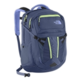 TNF Recon Backpack Women's Crown Blue/Green