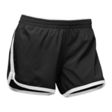 TNF Reflex Core Short Women's TNF Black/White