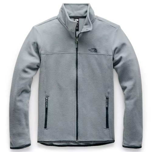 TNF TKA Glacier Full Zip JKT Women's Mid Grey