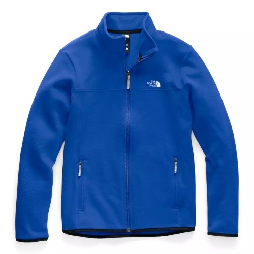 TNF TKA Glacier Full Zip JKT Women's TNF Blue/TNF Blue