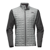 TNF Thermoball Active Jacket Men's Asphalt Grey/Grey