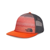 TNF Trail Trucker Unisex Poinciana Orange Print