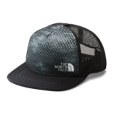 TNF Trail Trucker Unisex TNF Black Nebula Print