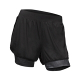 TNF Versitas 2In1 Short Women's Black/Black Chalk