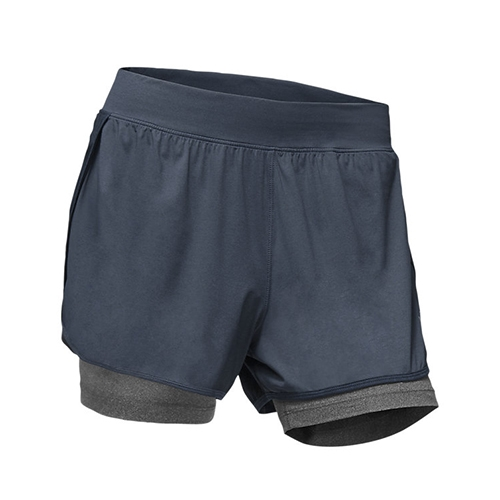 TNF Versitas 2In1 Short Women's Urban Navy/Medium Grey