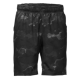 "TNF Versitas Dual Short  9"" Men's Printed/ TNF Black/Grey"