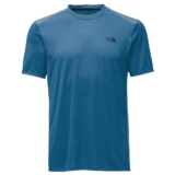TNF Versitas S/S Crew Men's Shady Blue