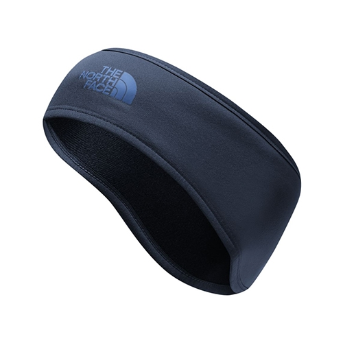 TNF Windwall Earband Unisex Urban Navy/Shady Blue