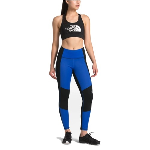 TNF Winter Warm High-Rise Wind Women's TNF Blue