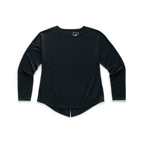 TNF Workout Novelty L/S Women's TNF Black