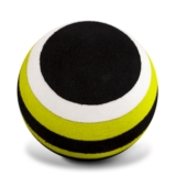 TP Massage Ball MB5 - 5 inch White/Green/Black