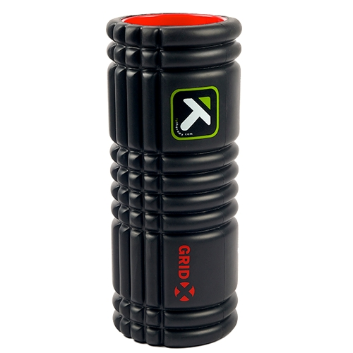 TP The Grid X Massage Roller - Black - Trigger Point Style # GRIDX