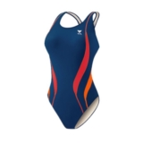 TYR Alliance Splice Maxfit Women's Navy/Neon Cherry