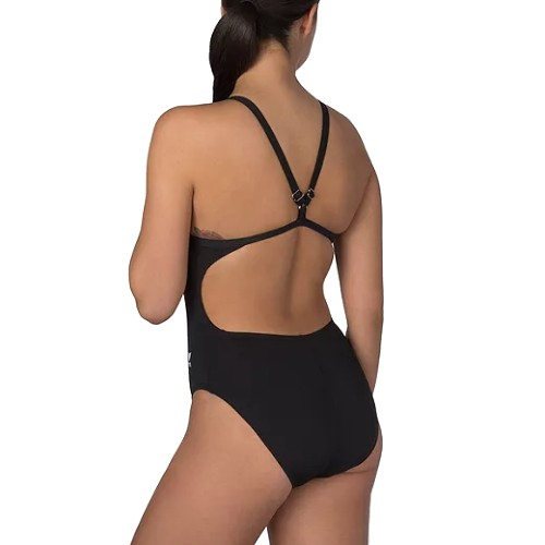 TYR Alliance Splice Micrifit Women's Black/Antibes