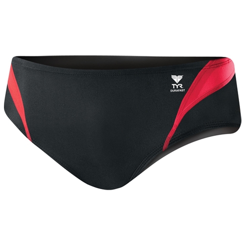 TYR Alliance Splice Racer Men's Black/Red