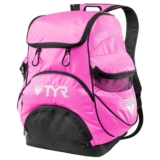 TYR Alliance Team Backpack Pink