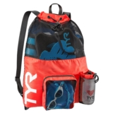 TYR Big Mesh Mummy Backpack Red