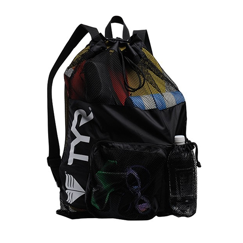 TYR Big Mesh Mummy Bag Black