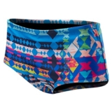 TYR Boca Chica Cheeky Short Women's Blue