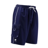 TYR Challenger Boardshort Men's Navy/White