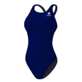 TYR Dimaxfit Solid w/ Cups Women's Navy