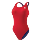 TYR Dimaxfit Solid w/ Cups Women's Red