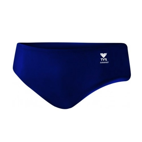 TYR Durafast Solid Racer Men's Navy