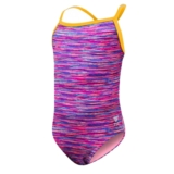 TYR Girls Sunray Diamondfit Youth Pink/Multi