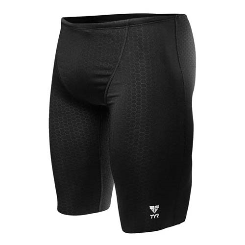 TYR Hexa All Over Jammer Men's Black